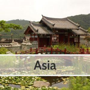 Destino Asia