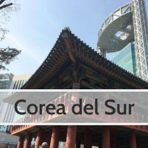 Destino Corea del Sur