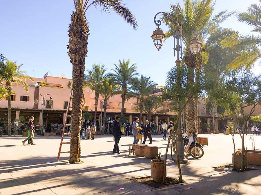 Plaza de los hojalateros