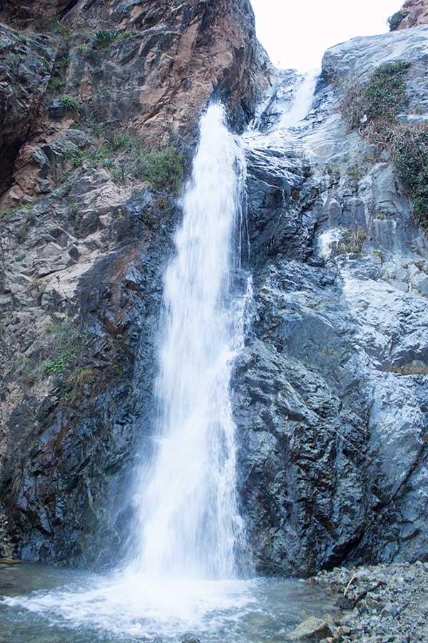 Primera cascada de Ourika