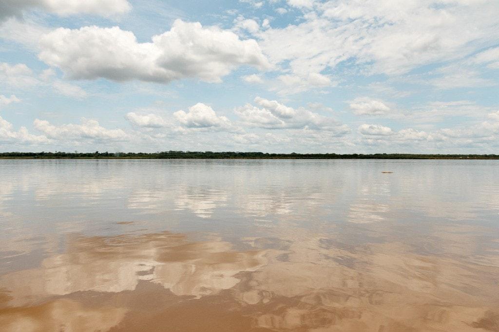 foto del río Amazonas en Perú