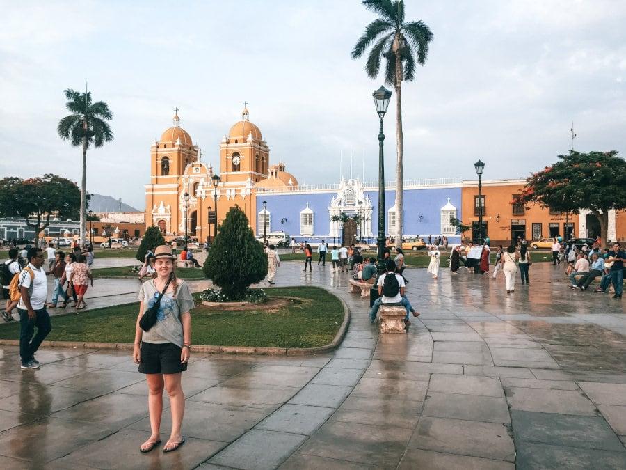 foto de Trujillo en Perú